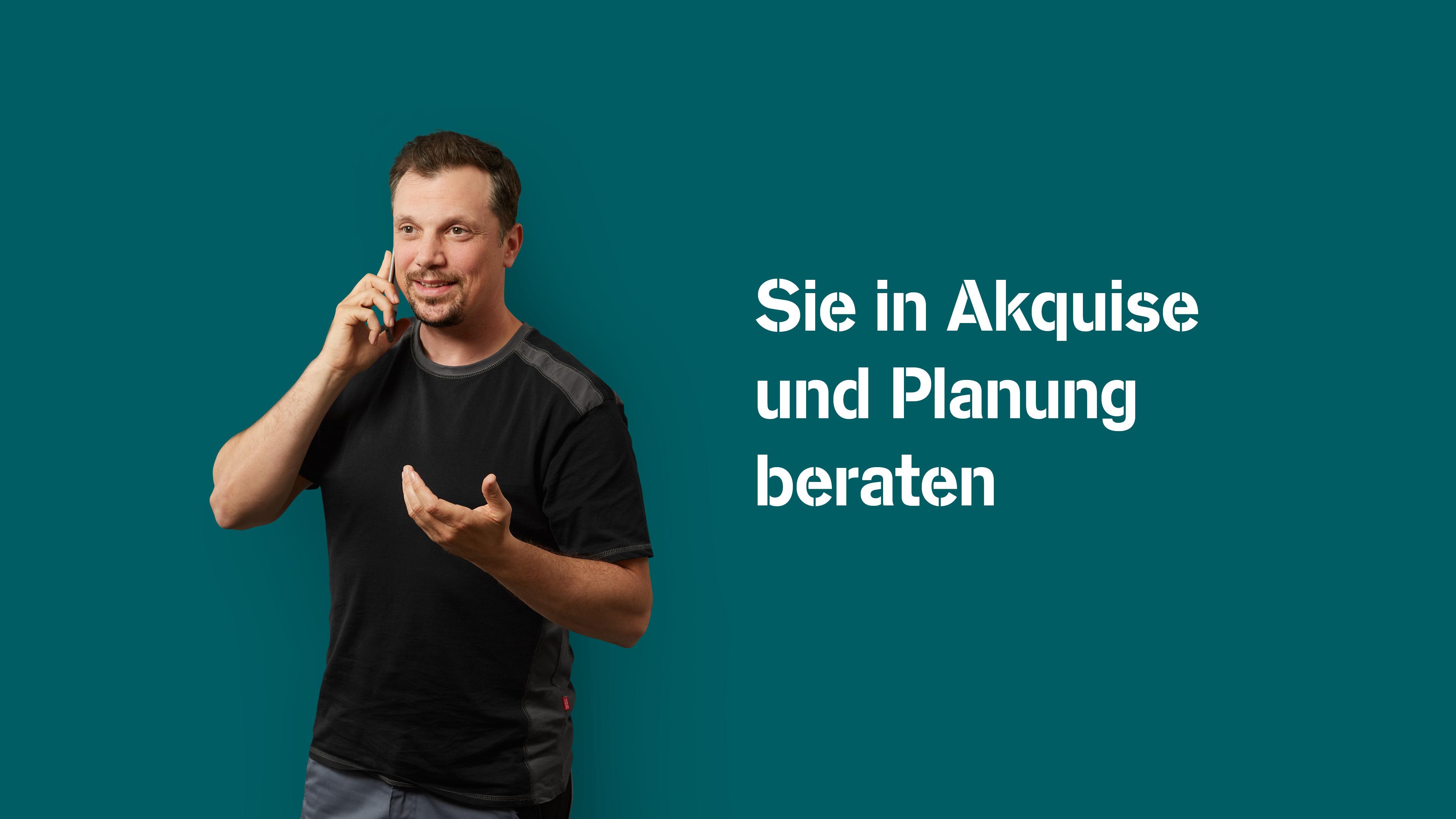 Akquise und Planung