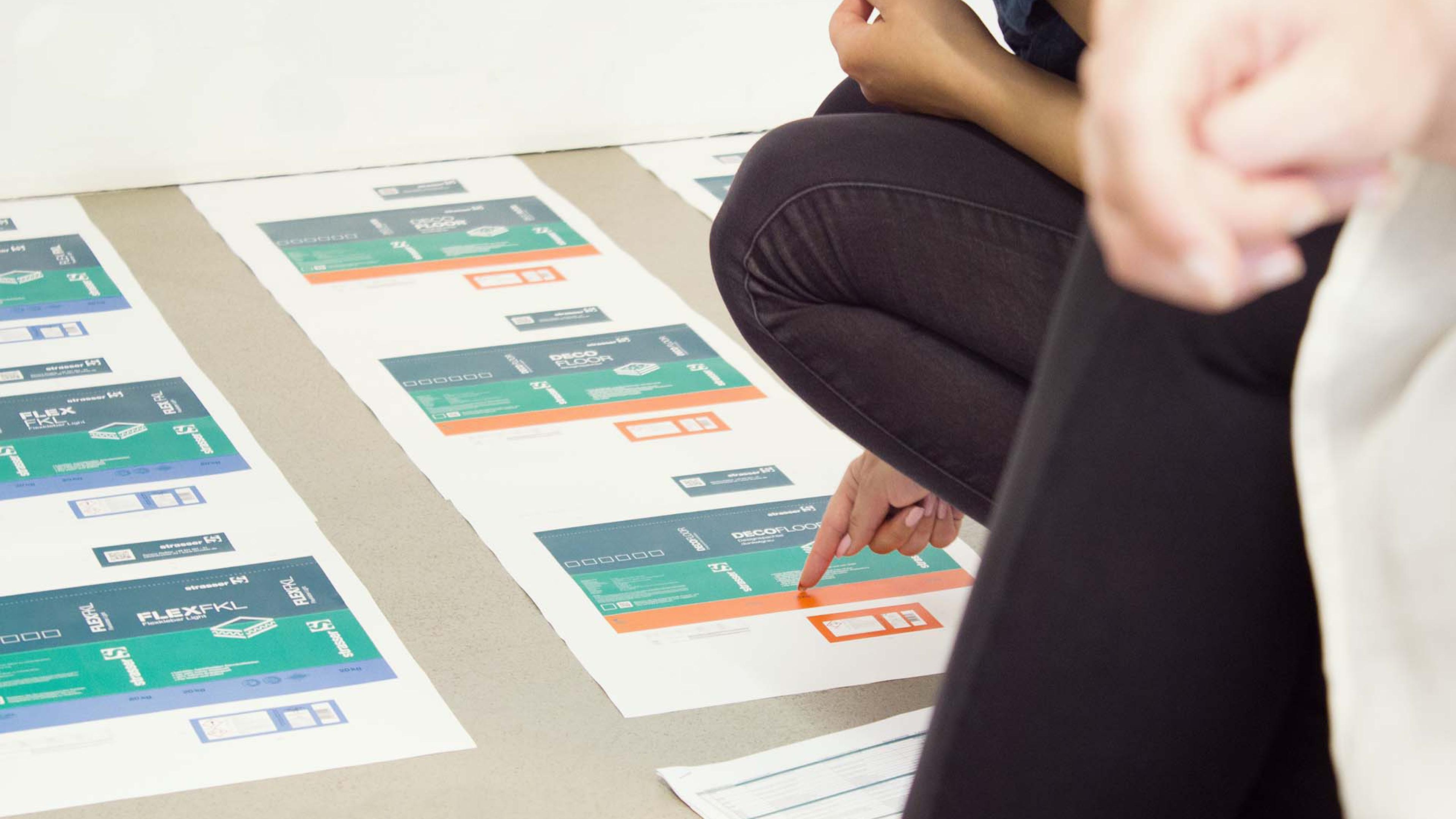 Designprozess Packaging