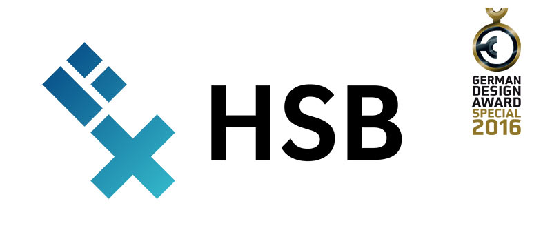 HSB German Design Award 2016
