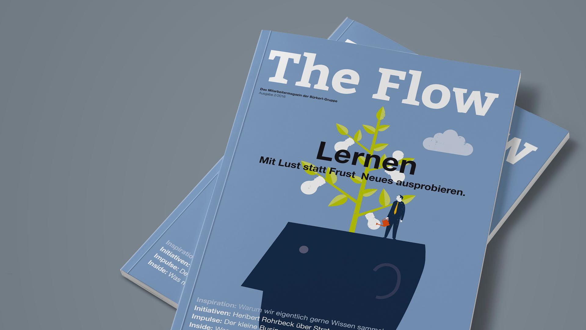Titel The Flow