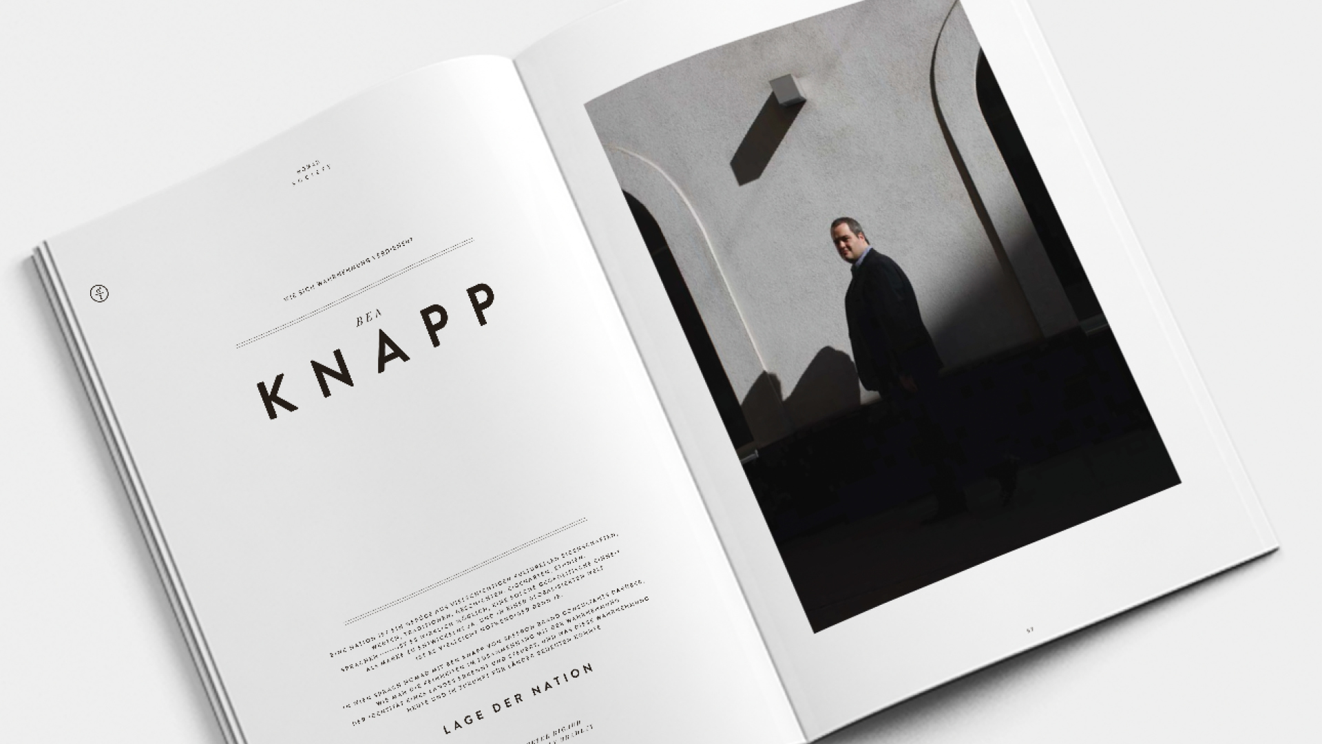Interview Ben Knapp NOMAD