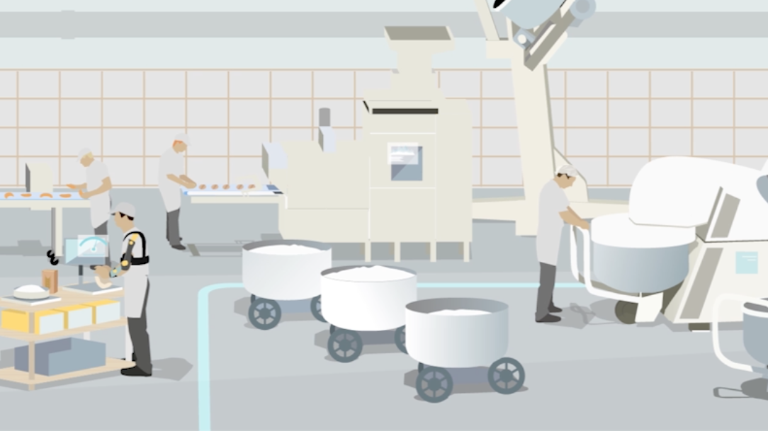 Bäckerei der Zukunft