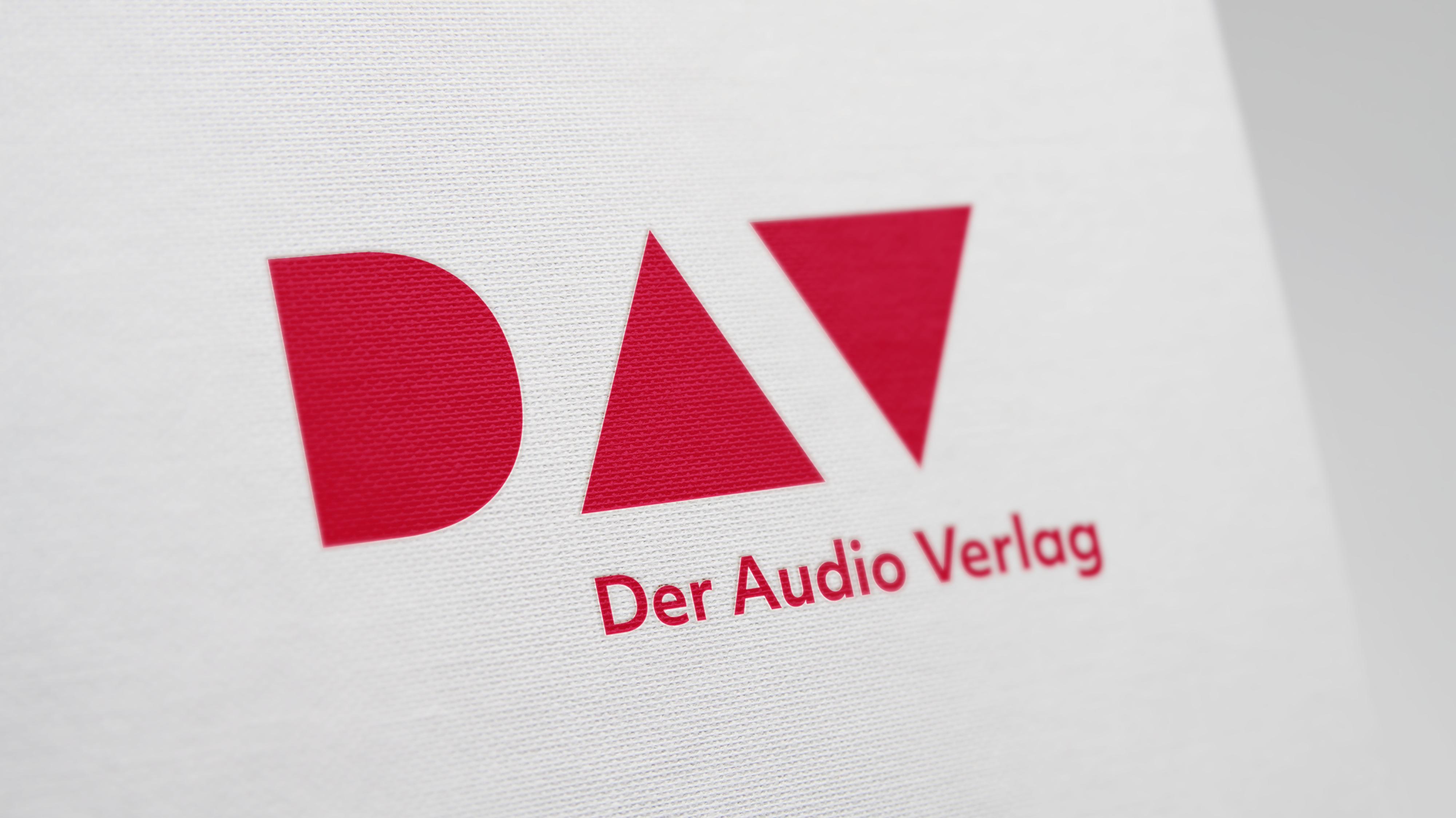 DAV Der Audioverlag Relaunch