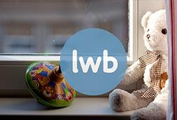 LWB Leitmotiv mit Teddybär
