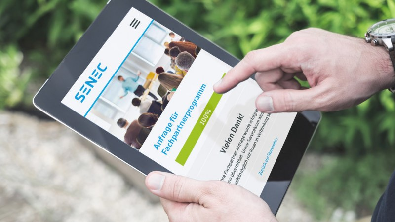 Responsive Design - Tablet Device