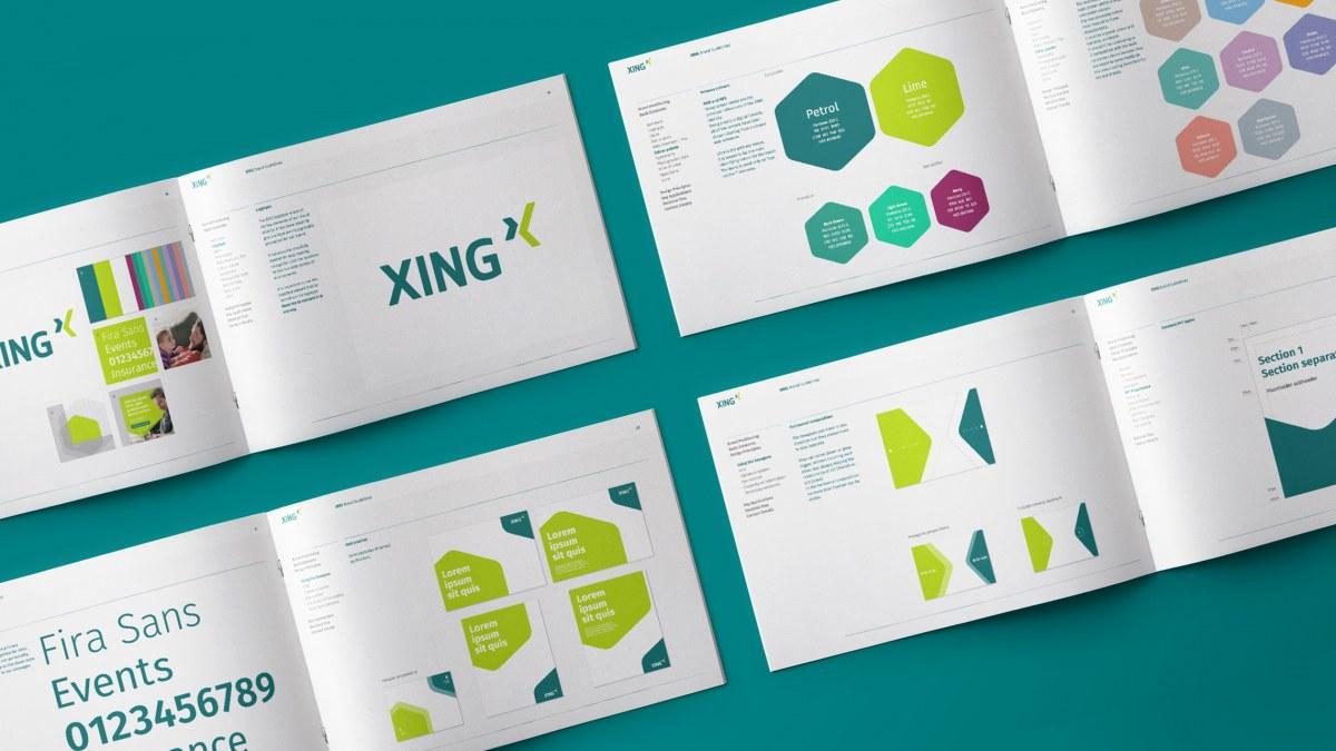 XING brand manual