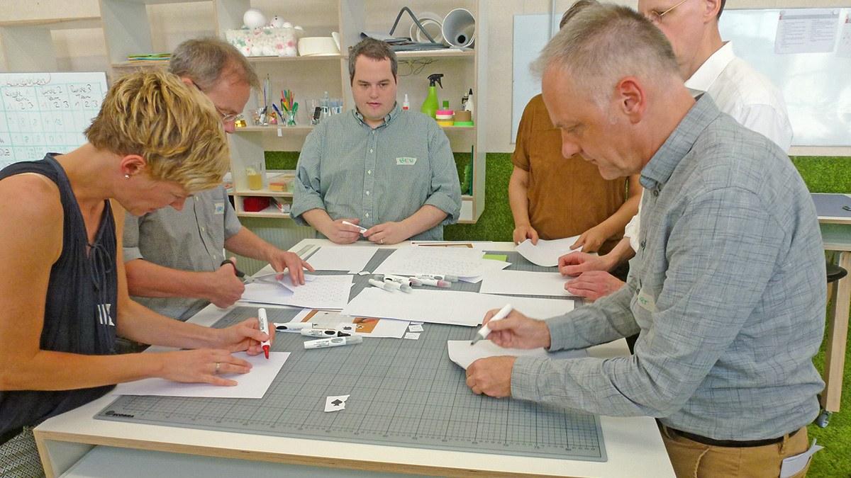Workshop (Fr)agiles Management