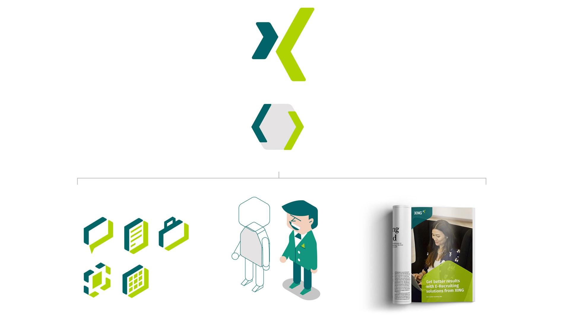 XING Hexagon