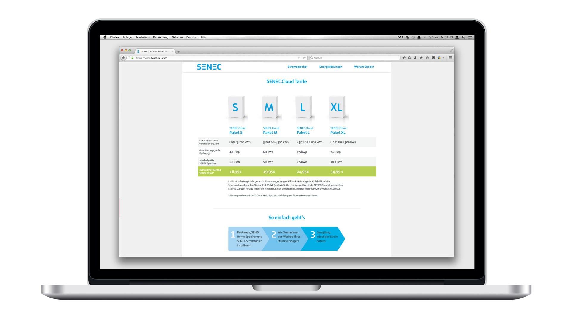 SENEC Digital - Produkte