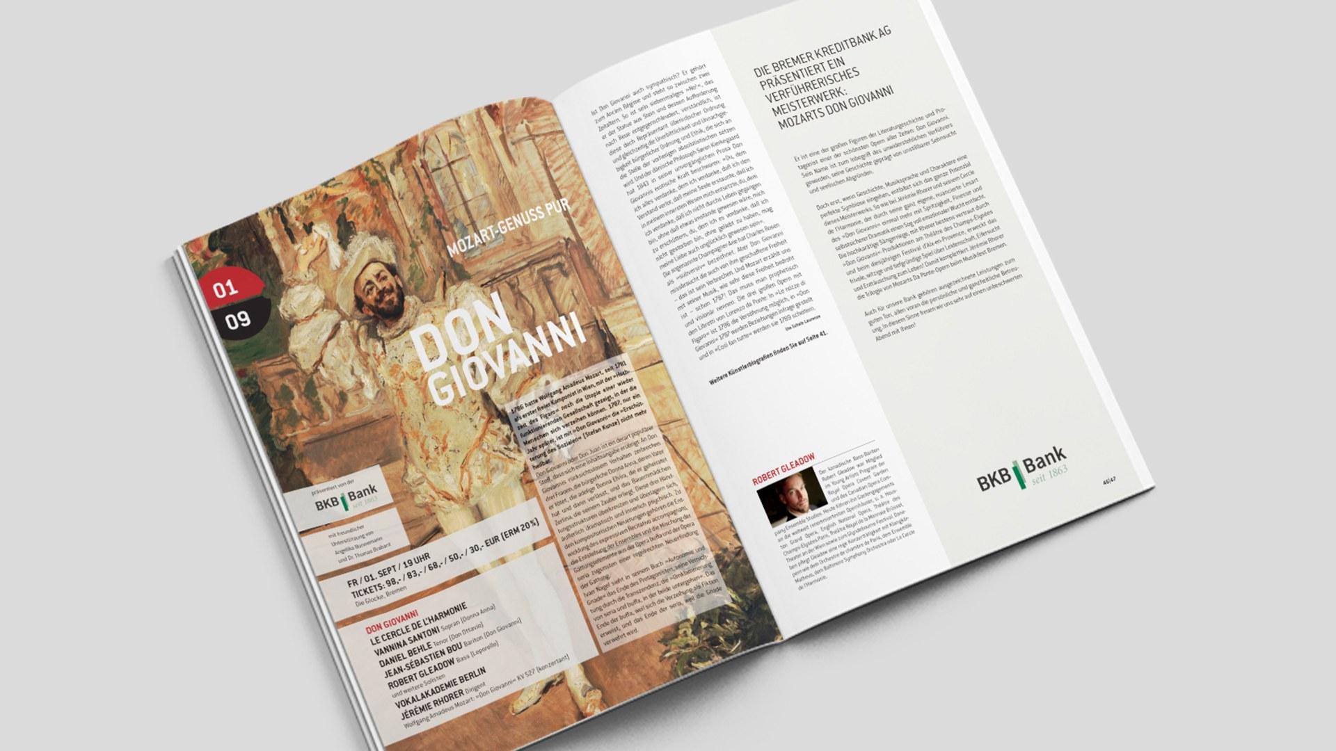 Musikfest Bremen Magazin