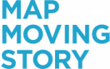 Map Moving Logo